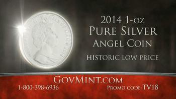 GovMint.com TV Spot, 'Angel Coin' - Thumbnail 7