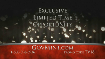 GovMint.com TV Spot, 'Angel Coin' - Thumbnail 8