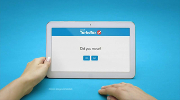 TurboTax TV Spot, 'Move' - Thumbnail 6