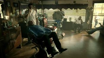Mitsubishi Electric TV Spot, 'Barbershop' - Thumbnail 1
