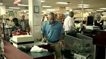 Mitsubishi Electric TV Spot, 'Grocery' Featuring Corey Pavin