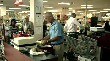 Mitsubishi Electric TV Spot, 'Grocery' Featuring Corey Pavin - Thumbnail 1