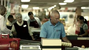 Mitsubishi Electric TV Spot, 'Grocery' Featuring Corey Pavin - Thumbnail 6