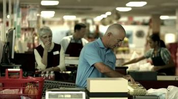 Mitsubishi Electric TV Spot, 'Grocery' Featuring Corey Pavin - Thumbnail 8