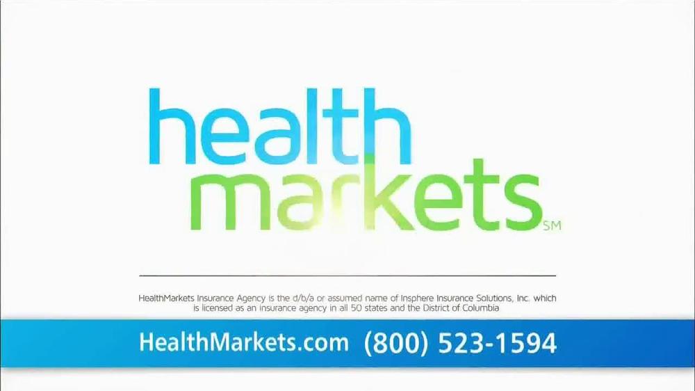 Humana Health Insurance >> HealthMarkets Insurance Agency TV Commercial, 'Health Care' - iSpot.tv