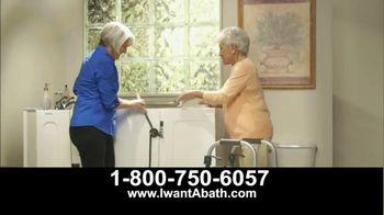 Premier Care Bathing TV Spot, 'I Want a Bath'