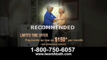 Premier Care Bathing TV Spot, 'I Want a Bath' - Thumbnail 10
