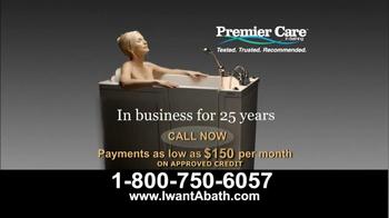 Premier Care Bathing TV Spot, 'I Want a Bath' - Thumbnail 5