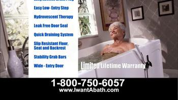 Premier Care Bathing TV Spot, 'I Want a Bath' - Thumbnail 7