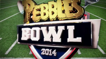Fruity Pebbles TV Spot, 'Pebbles Bowl 2014: Pick Your Side' - 24 commercial airings