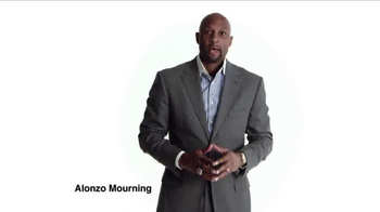 U.S. Department of Health and Human Services TV Spot Feat. Alonzo Mourning - Thumbnail 1
