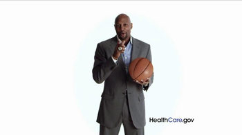 U.S. Department of Health and Human Services TV Spot Feat. Alonzo Mourning
