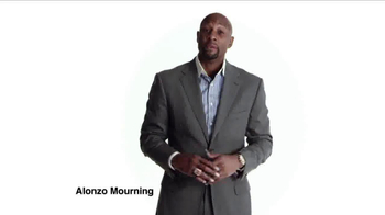 U.S. Department of Health and Human Services TV Spot Feat. Alonzo Mourning - Thumbnail 2