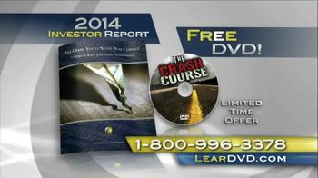 Lear Capital TV Spot, 'Bubble Collapse' - Thumbnail 10