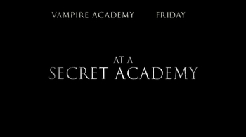 Vampire Academy - Alternate Trailer 18