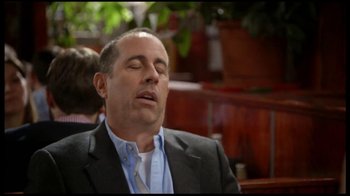 Crackle.com Super Bowl 2014 TV Spot Ft Jerry Seinfeld, Jason Alexander - Thumbnail 10