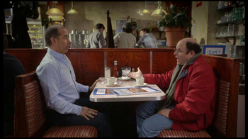 Crackle.com Super Bowl 2014 TV Spot Ft Jerry Seinfeld, Jason Alexander - Thumbnail 7