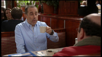 Crackle.com Super Bowl 2014 TV Spot Ft Jerry Seinfeld, Jason Alexander - Thumbnail 8