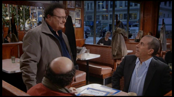 Crackle.com Super Bowl 2014 TV Spot Ft Jerry Seinfeld, Jason Alexander - Thumbnail 9