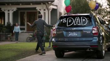 Subaru Forester TV Spot, 'World's Greatest' - Thumbnail 9