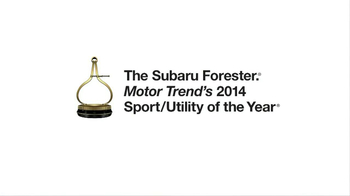 Subaru Forester TV Spot, 'World's Greatest' - Thumbnail 7