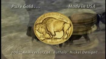 Monaco Rare Coins Gold Buffalo Coin TV Spot - Thumbnail 2