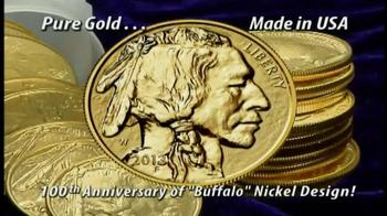 Monaco Rare Coins Gold Buffalo Coin TV Spot - Thumbnail 3