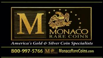 Monaco Rare Coins Gold Buffalo Coin TV Spot - Thumbnail 4