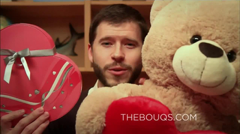 The Bouqs Company TV Spot, 'The Most Epic Way to Buy Flowers Online. Period.'