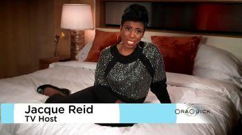 OraQuick TV Spot Featuring Jacque Reid