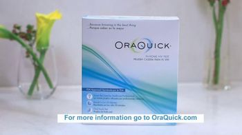 OraQuick TV Spot Featuring Jacque Reid - Thumbnail 6