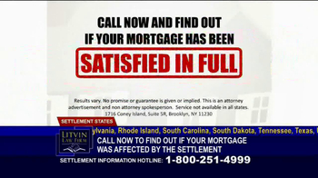 Litvin Law Firm TV Spot, 'Disqualified Mortgages' - Thumbnail 5