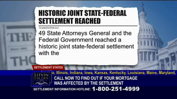 Litvin Law Firm TV Spot, 'Disqualified Mortgages' - Thumbnail 2