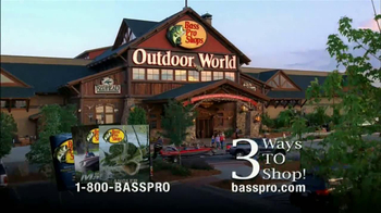 Bass Pro Shops TV Spot, 'After Hours' Featuring Bill Dance and Tony Stewart - Thumbnail 10