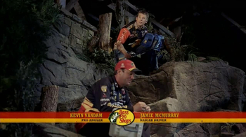 Bass Pro Shops TV Spot, 'After Hours' Featuring Bill Dance and Tony Stewart - Thumbnail 2