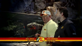 Bass Pro Shops TV Spot, 'After Hours' Featuring Bill Dance and Tony Stewart - Thumbnail 6