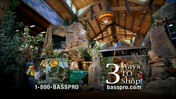 Bass Pro Shops TV Spot, 'After Hours' Featuring Bill Dance and Tony Stewart - Thumbnail 9