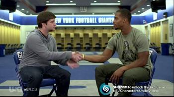 USA Network TV Spot, 'Characters Unite: Football' Featuring Victor Cruz - Thumbnail 10