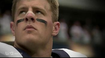 USA Network TV Spot, 'Characters Unite: Football' Featuring Victor Cruz - Thumbnail 5