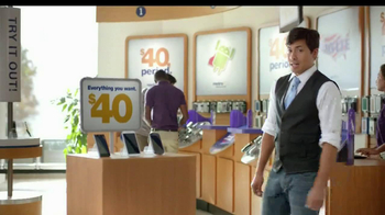 MetroPCS TV Spot, '$40 a Month. Period' - Thumbnail 1