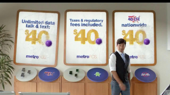 MetroPCS TV Spot, '$40 a Month. Period' - Thumbnail 10