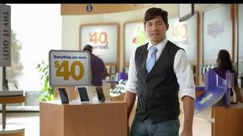 MetroPCS TV Spot, '$40 a Month. Period' - Thumbnail 2