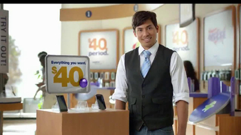 MetroPCS TV Spot, '$40 a Month. Period' - Thumbnail 3