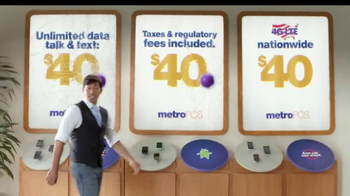 MetroPCS TV Spot, '$40 a Month. Period' - Thumbnail 7