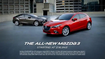 Mazda3 TV Spot, 'Mobile Phone' Song by Capital Cities - Thumbnail 9