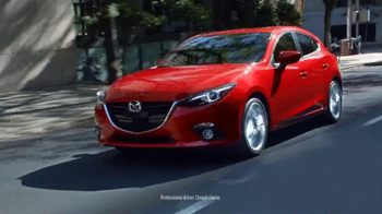 Mazda3 TV Spot, 'Mobile Phone' Song by Capital Cities - Thumbnail 4
