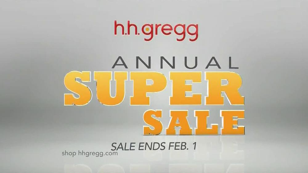 H H Gregg Annual Super Sale Tv Spot Ispot Tv