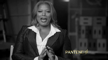 Pantene Pro-V TV Spot, 'Good Hair Day' Featuring Queen Latifah - 283 commercial airings