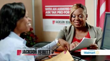 Jackson Hewitt TV Spot, 'Walmart Kiosk' - Thumbnail 10