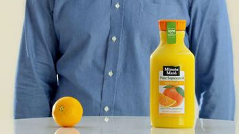 Minute Maid Pure Squeezed TV Spot, 'Hug It Out' Featuring Ty Burrell - Thumbnail 3